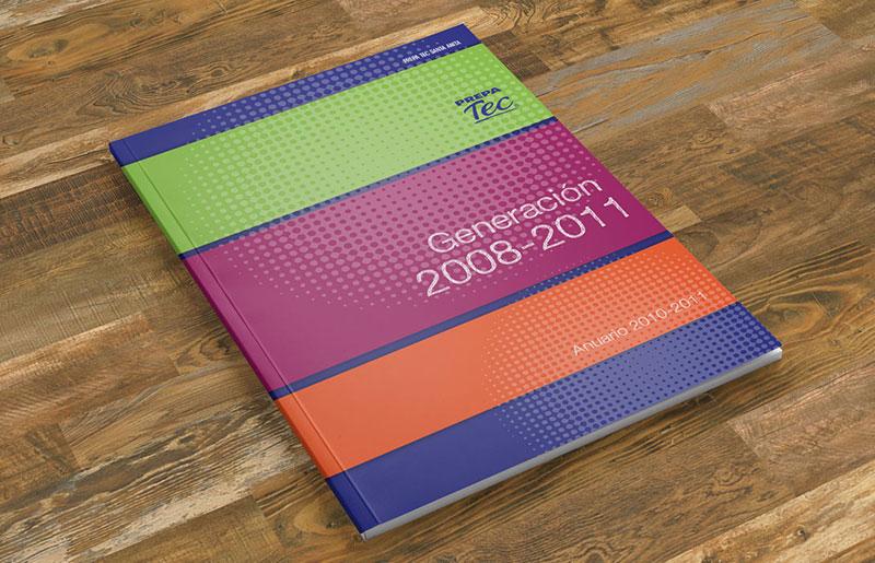 Anuario Prepa TEC